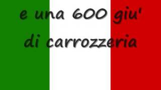 getlinkyoutube.com-L'italiano ( l asciatemi cantare  ) Toto Cotugno - lyrics