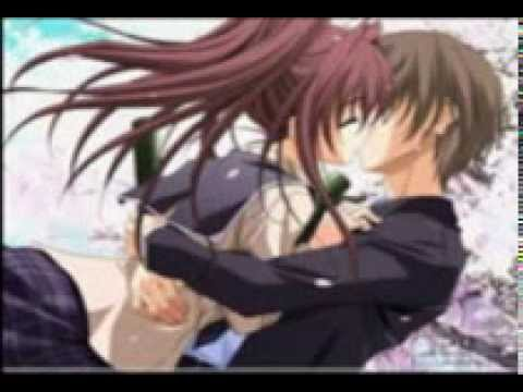 angeles de amor anime. imagenes de amor anime akane y