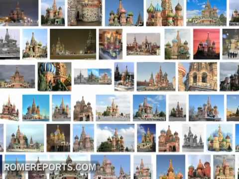 Google remembers Moscow's St  Basil's Cathedral