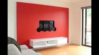 getlinkyoutube.com-Floating Wall, The makings of....