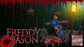 getlinkyoutube.com-Lego Freddy Vs Jason HD ENG