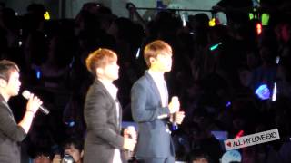 getlinkyoutube.com-140815 SMTOWN CONCERT / D.O. - Missing You with Fly To The Sky, Ryeowook