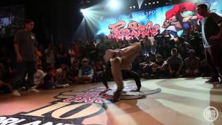 getlinkyoutube.com-HaviKORO Technique vs Squadron - Freestyle Session 16 USA Top 4