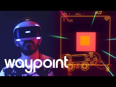 The Retro-Futurist VR Game 7 Years in the Making: SuperHyperCube