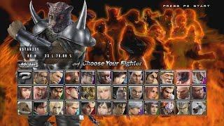 getlinkyoutube.com-Tekken 5 : Dark Resurrection - Armor King II Playthrough (PS3)