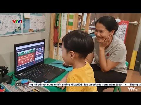 Thời sự VTV1: Giải pháp phòng học thông minh SmartROOM tăng tính tương tác trong dạy học trực tuyến