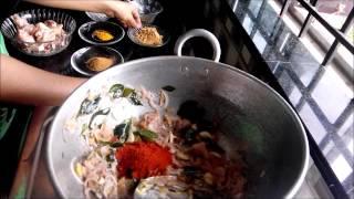 getlinkyoutube.com-Chicken curry recipe in Malayalam, മലബാർ ചിക്കൻ കറി (Kerala - malabar style)