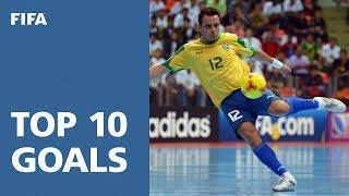 getlinkyoutube.com-Top 10 Goals: FIFA Futsal World Cup Thailand 2012