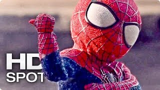 getlinkyoutube.com-THE AMAZING SPIDER-MAN 3: Evian Baby & me 2 | 2014 Official Spot [HD]