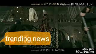 Padmavat khali Bali song  whatsapp video status new