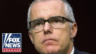 'Special Report' All-Stars on new FBI texts, McCabe's fate