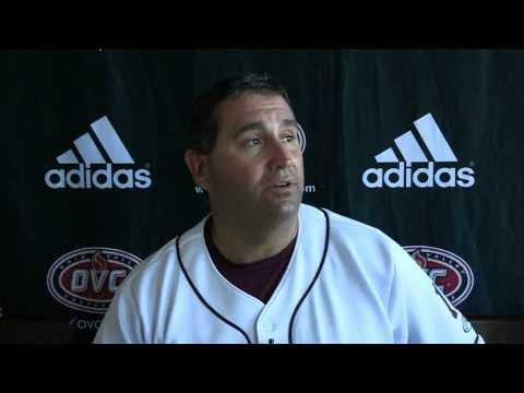 EKU at 2013 OVC Baseball Tournament (Day 3)