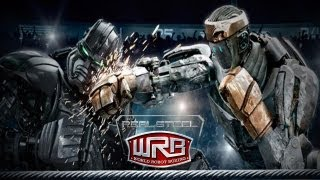getlinkyoutube.com-Real Steel World Robot Boxing - Universal - HD (Sneak Peek) Gameplay Trailer
