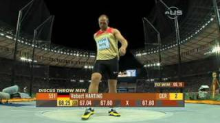 getlinkyoutube.com-Harting becomes World Champ at home - from Universal Sports