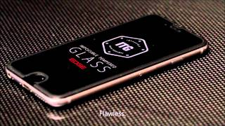 getlinkyoutube.com-PATCHWORKS ITG Edge - Impossible Tempered Glass for iPhone6 をiPhoneに貼っていろいろと試してみた。