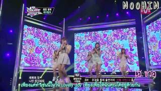 getlinkyoutube.com-[Thai sub] A pink - Lovely Day @M COUNTDOWN Live HD