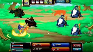getlinkyoutube.com-Monster Legends Adventure Map Level 59
