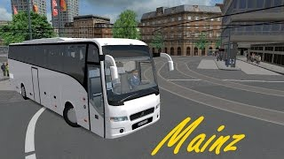 getlinkyoutube.com-OMSI 2 - Mainz - Volvo 9900