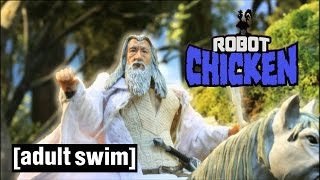 The Best of Lord of the Rings | Robot Chicken | Adult Swim