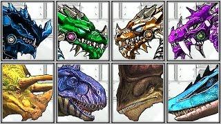 getlinkyoutube.com-Dino Robot Corps + Jurassic World The Game - Full Game Play - 1080 HD
