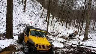 getlinkyoutube.com-Weed 'Em Out creek trail-Aetna Mountain Adventures