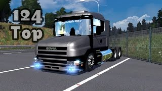 getlinkyoutube.com-Euro Truck Simulator 2 -  124 Gz Oclinhos + Interior  + Link Download