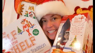 getlinkyoutube.com-Elf On The Shelf CONTEST WINNERS 2014