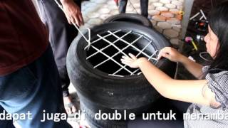 getlinkyoutube.com-DIY KURSI BAN #Teleskop9