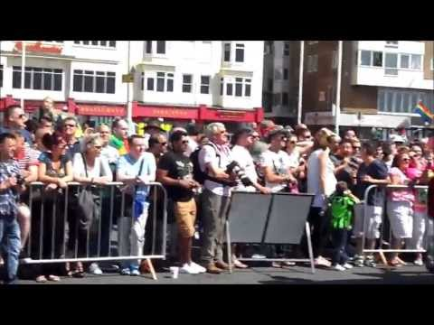 BRIGHTON PRIDE PARADE 2013 BEST BITS in HD PART 2