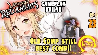 getlinkyoutube.com-Lineage Red Knights GAMEPLAY DAILY!! MAXXED OUT MY OLD COMP!! FULL POWER PVP TIME!! ♕Ep.23