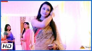 getlinkyoutube.com-Rana,Trisha At K Raghavendra Rao Son Wedding Reception