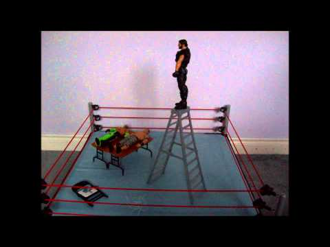 WWE HD Stopmotion #1