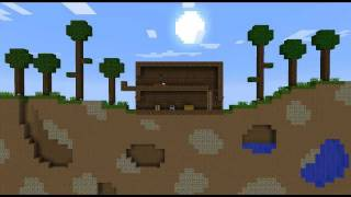 getlinkyoutube.com-Terraria in Minecraft