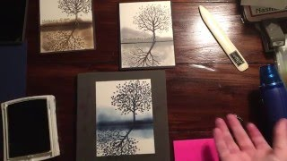 getlinkyoutube.com-Sheltering Tree Shadow Stamping, Stampin' Up