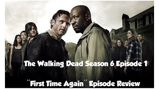 getlinkyoutube.com-The Walking Dead Season 6: Episode 1 ''First Time Again'' Review (Spoilers)