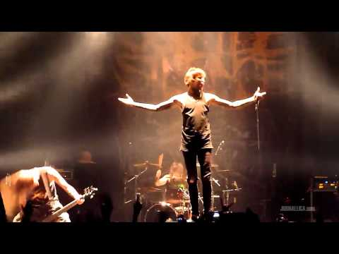 Suicide Silence - Unanswered (Live in Jakarta, 18 September 2011)