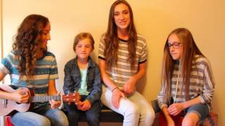 Magic! - Rude (Acoustic) Ukulele Cover - Gardiner Sisters