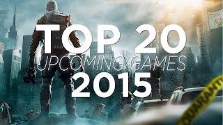 getlinkyoutube.com-TOP 20 UPCOMING GAMES 2015   HD