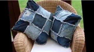 getlinkyoutube.com-Полезные переделки из старых джинсов
