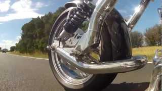 getlinkyoutube.com-On The Boom Mustang Trike Again - The Sweet - Hellraiser