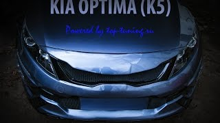 getlinkyoutube.com-Kia Optima K5 - powered by TOP TUNING