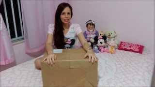 getlinkyoutube.com-Chegada da bebê reborn Clarinha!