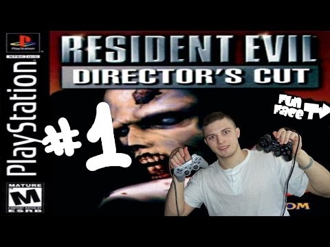 #1 RESIDENT EVIL (PlayStation): Let's Play