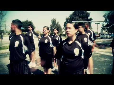 LAPD Cadet Physical Training