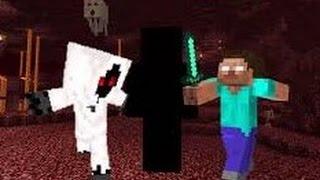 getlinkyoutube.com-Herobrine,entity 303,null--Minecraft virüsleri!!