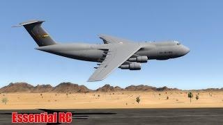 getlinkyoutube.com-CRAZY low FLYING (Aerofly RC7 part 2)