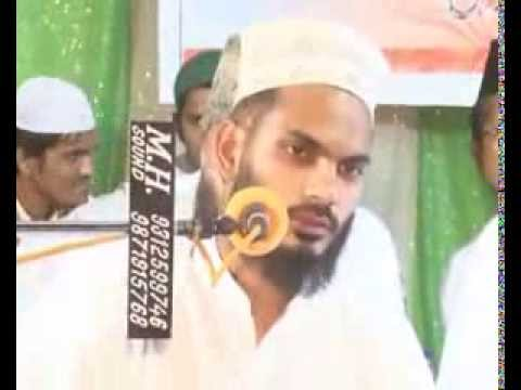 naat shareef by maulana hamid raza in Jashn e Mairaj Un Nabi SAW and Gareeb Nawaz R.A.