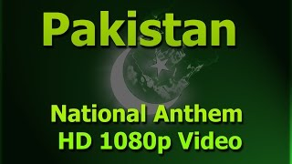 Pakistan National Anthem Video 2017 HD 1080p