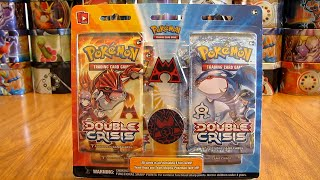 getlinkyoutube.com-Team Magma Double Crisis Blister Pack Opening