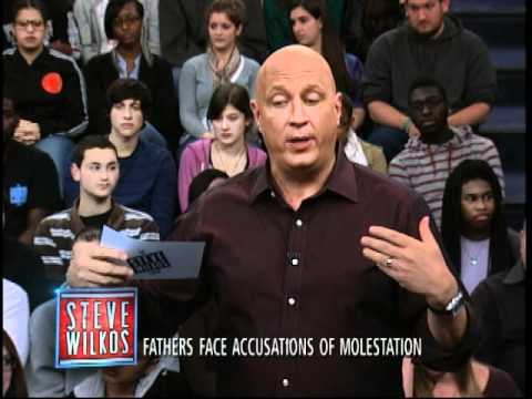 Fathers Face Accusations Of Molestation (The Steve Wilkos Show)